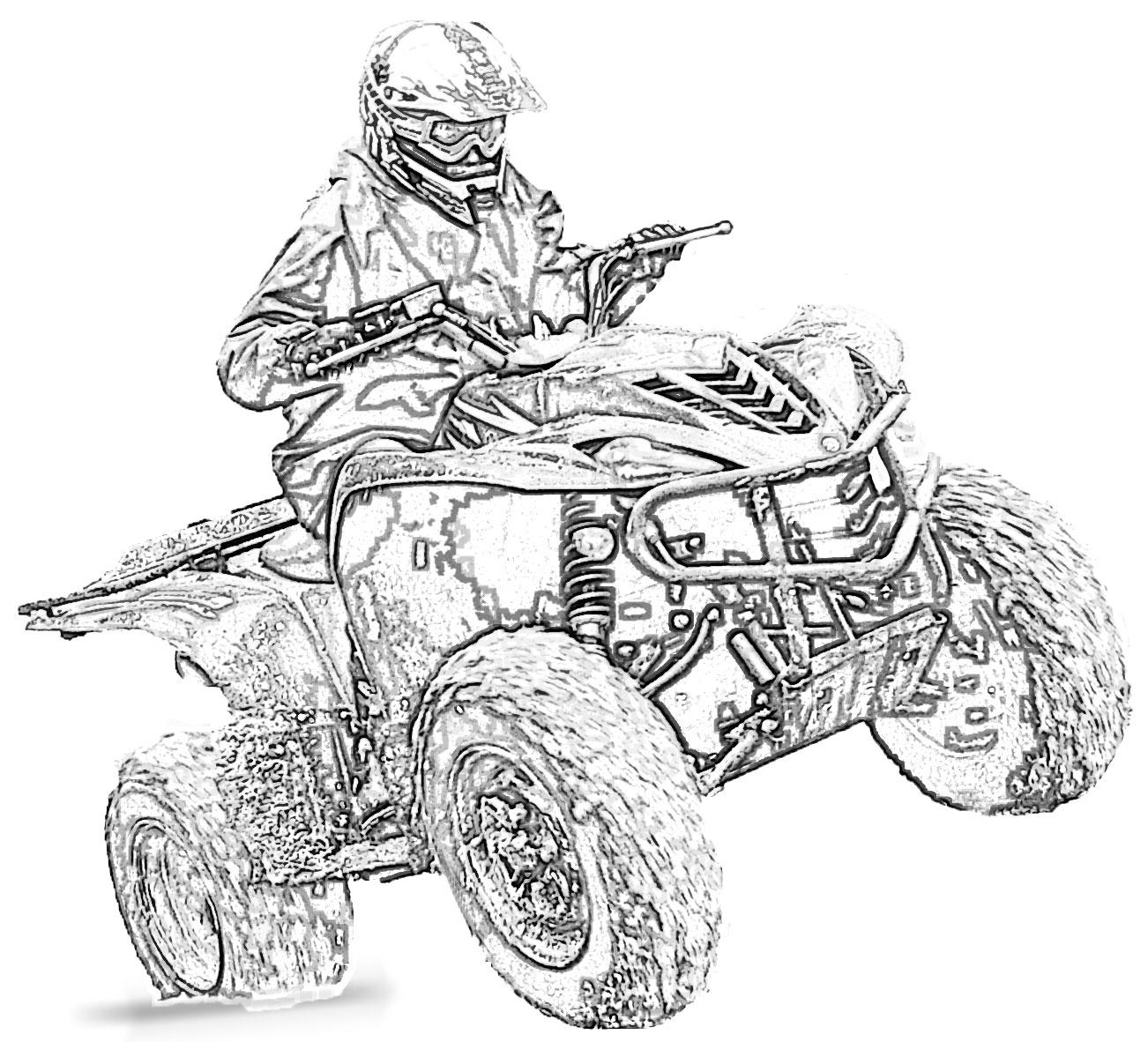 La Section Quad Du Moto Club D Epernay